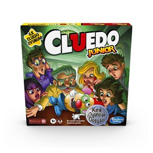 C1293 CLUEDO JUNIOR