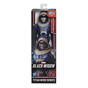 Marvel Black Widow Titan Hero Figür E8675