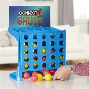 Hasbro Gaming Connect 4 Shots